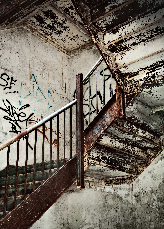 Boyce Thompson Stairs