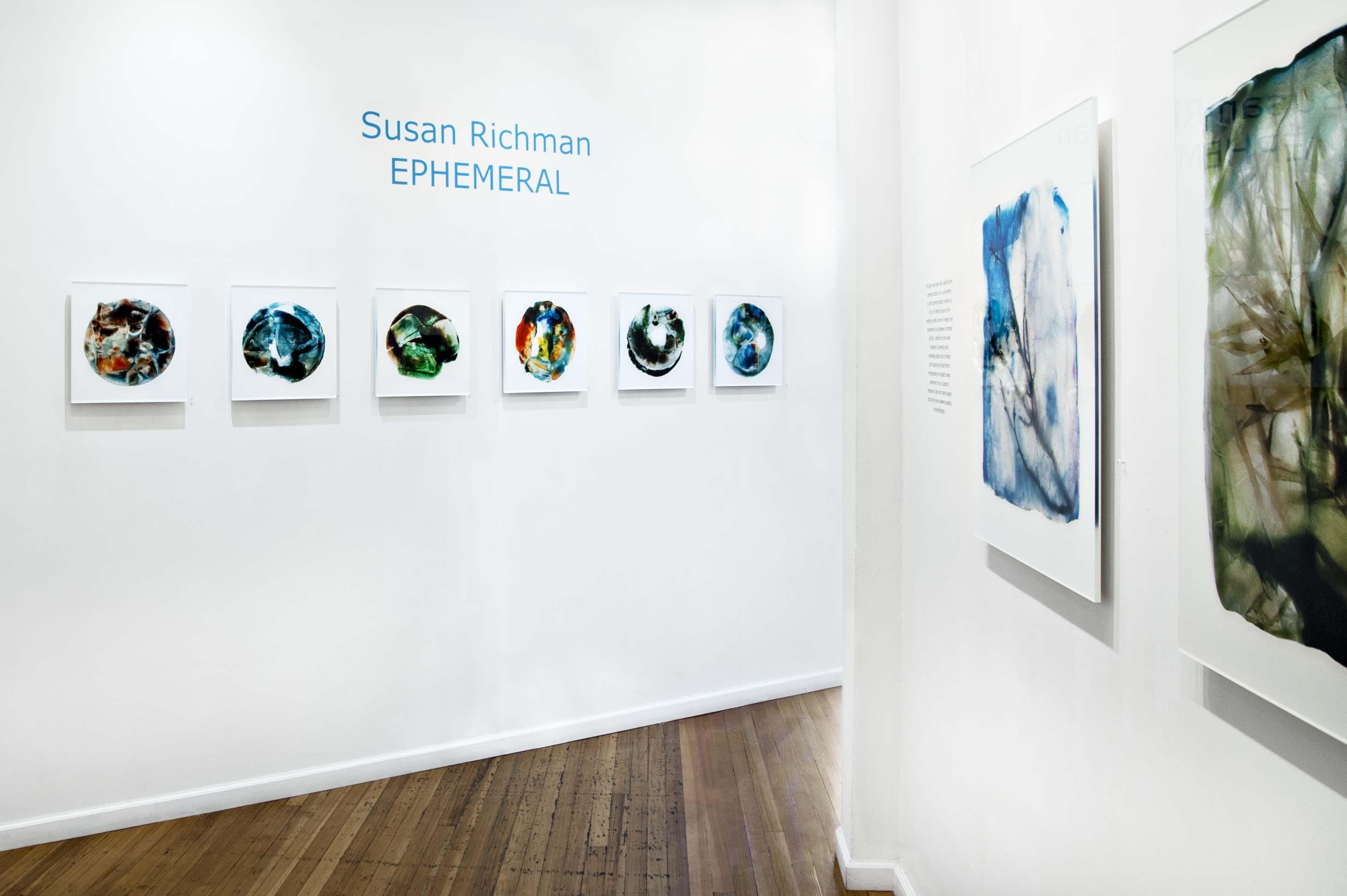 Ephemeral, Upstream Gallery Exhibition- View 1