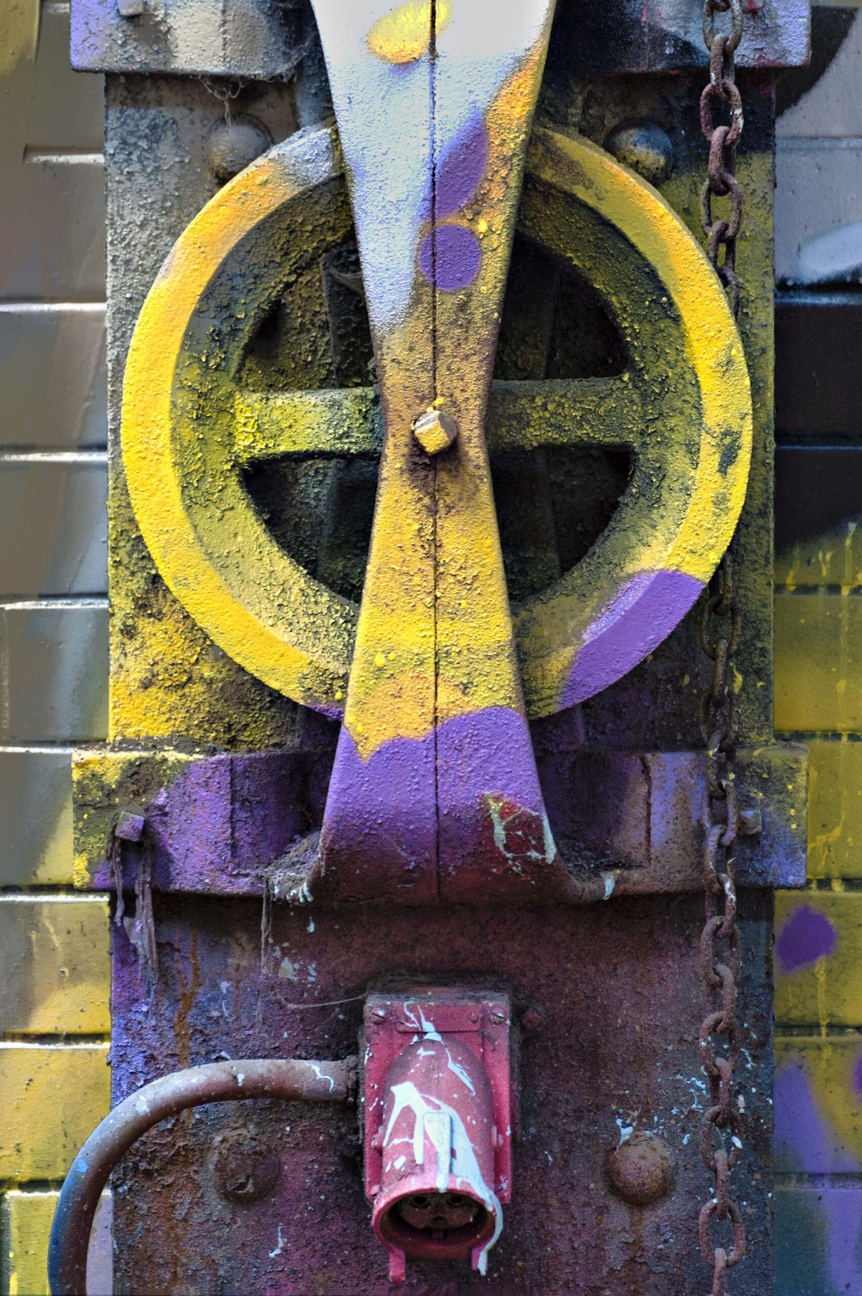 Glenwood Yellow Wheel