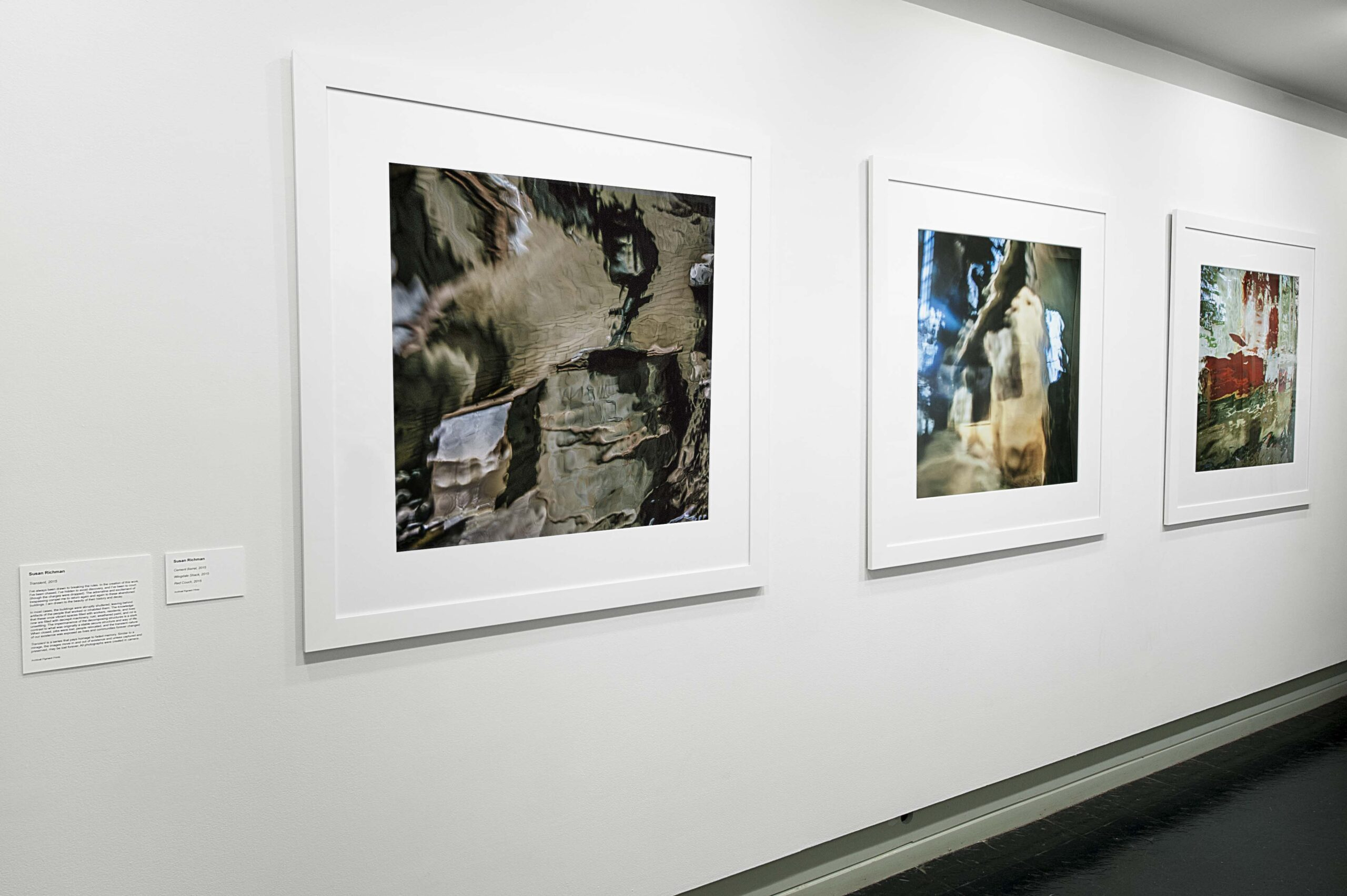 Transient, International Center For Photography Exhibition