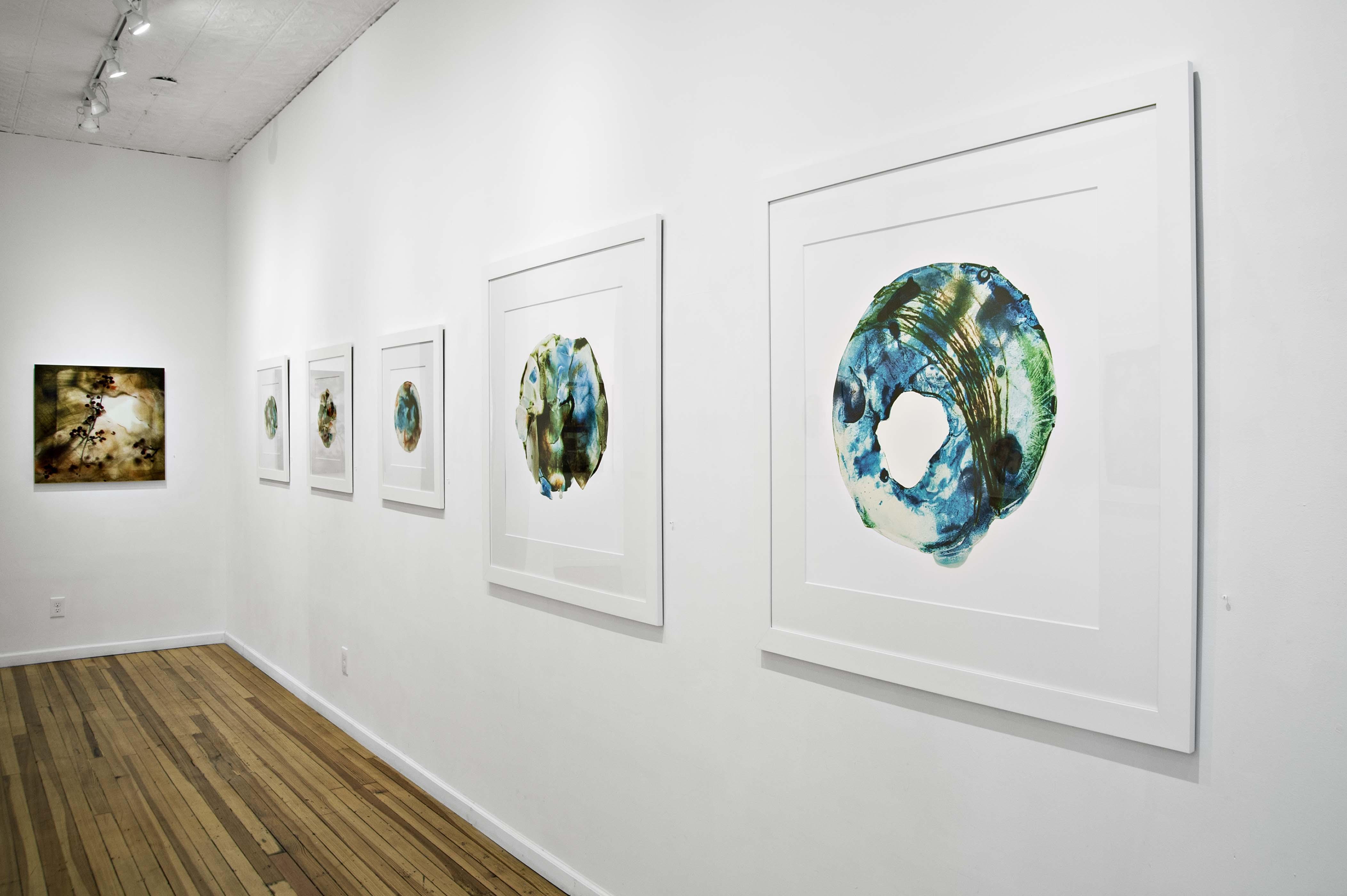 Ephemeral, Upstream Gallery Exhibition- View 3