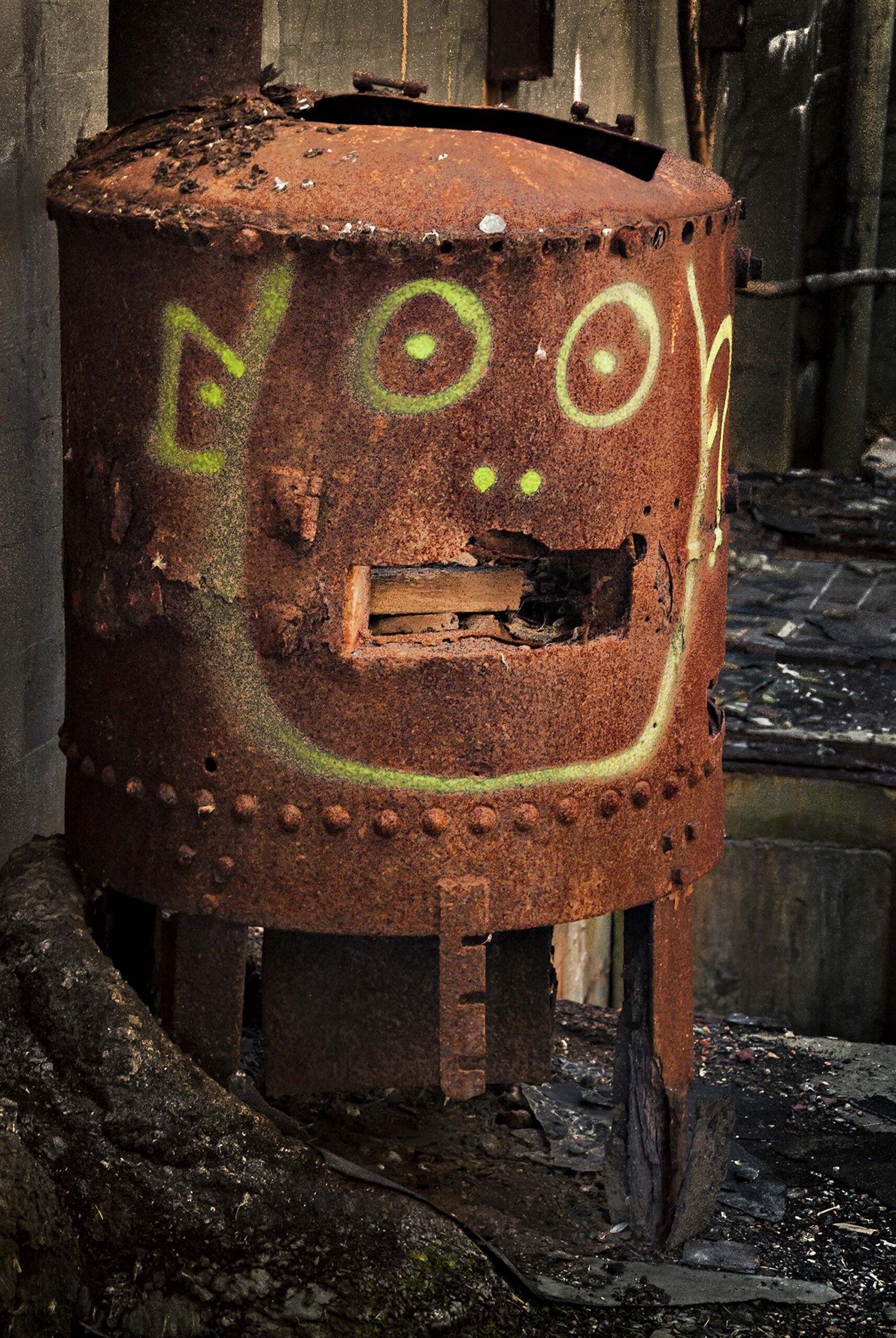 Robot Drum