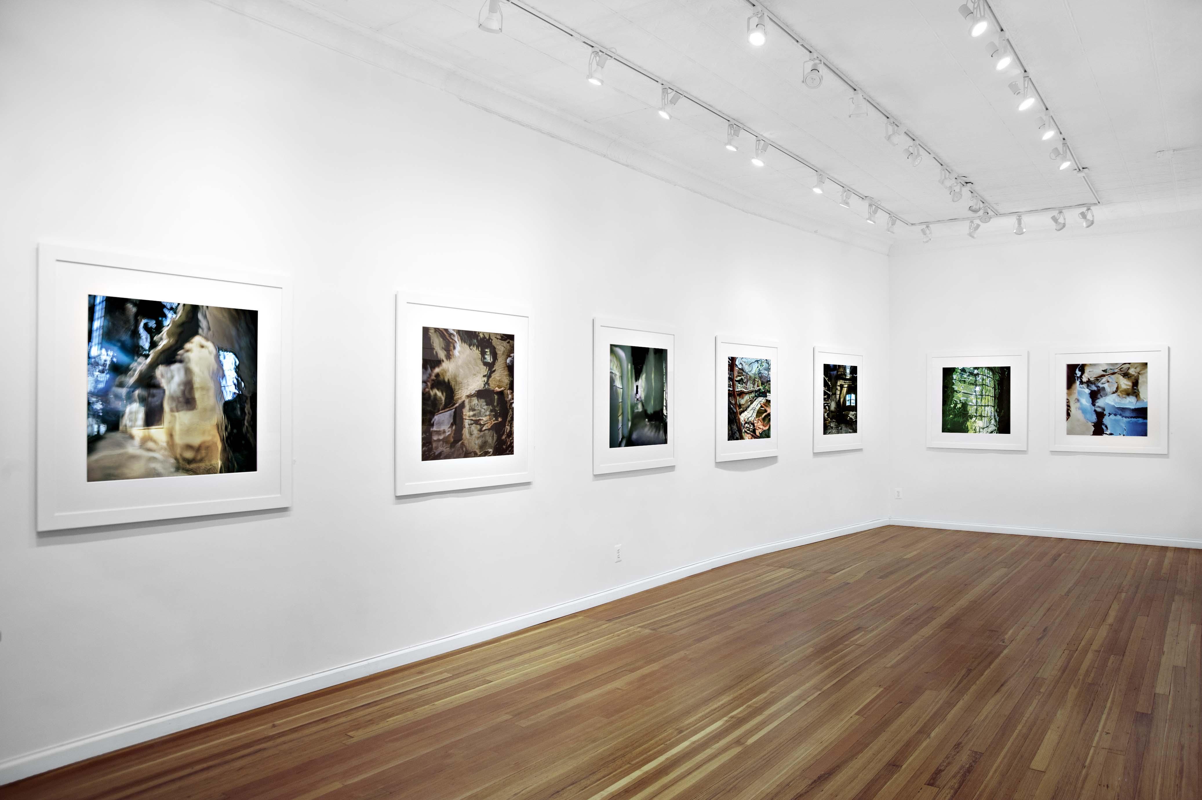 Transient , Upstream Gallery Exhibition View -2