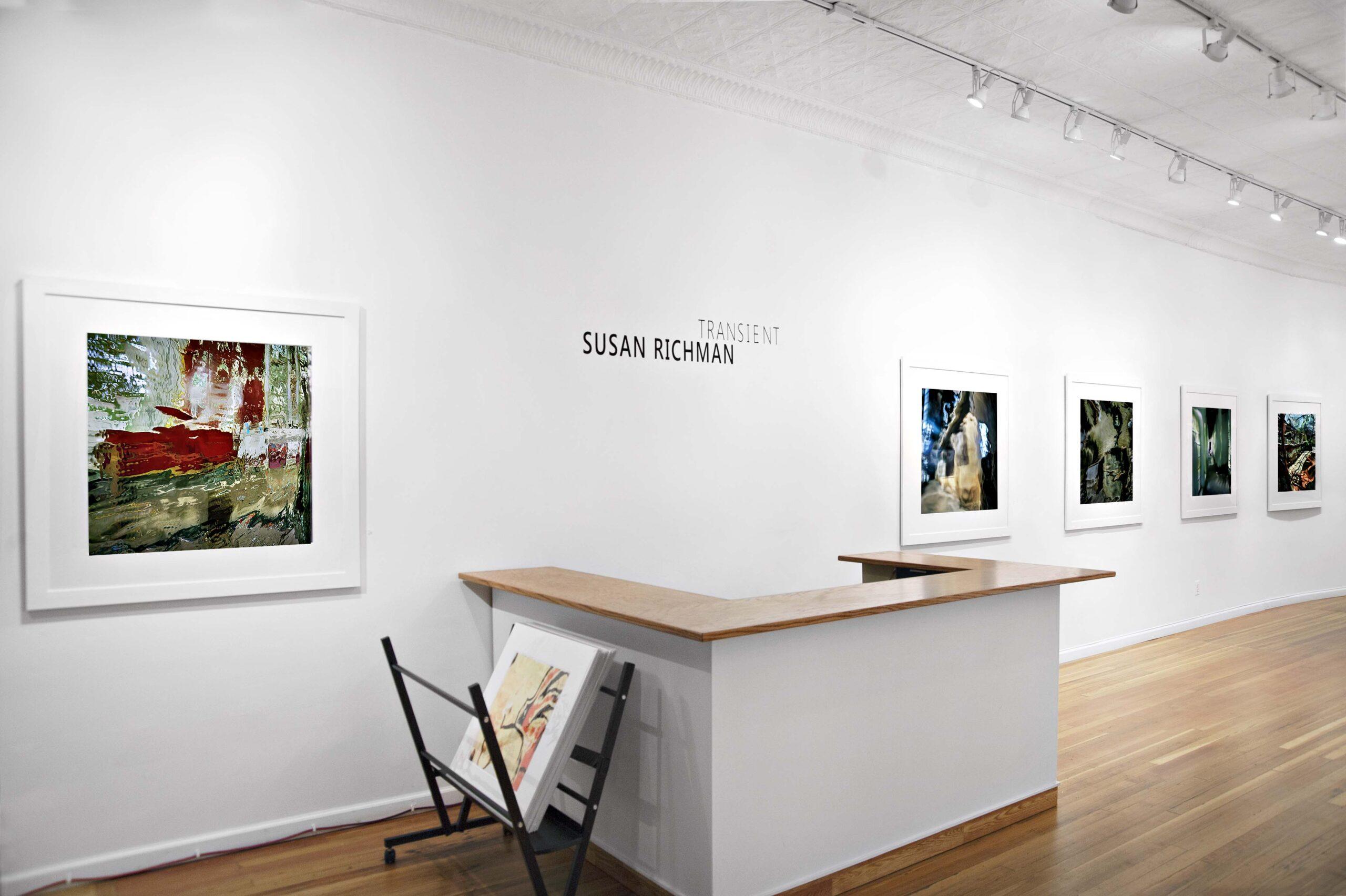 Transient, Upstream Gallery Exhibition View 1
