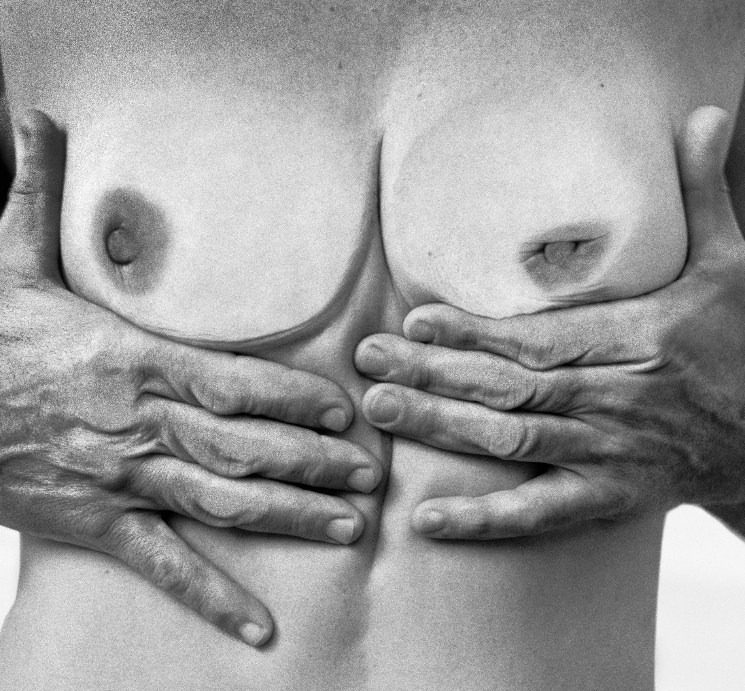 Two Hands, Two Breasts