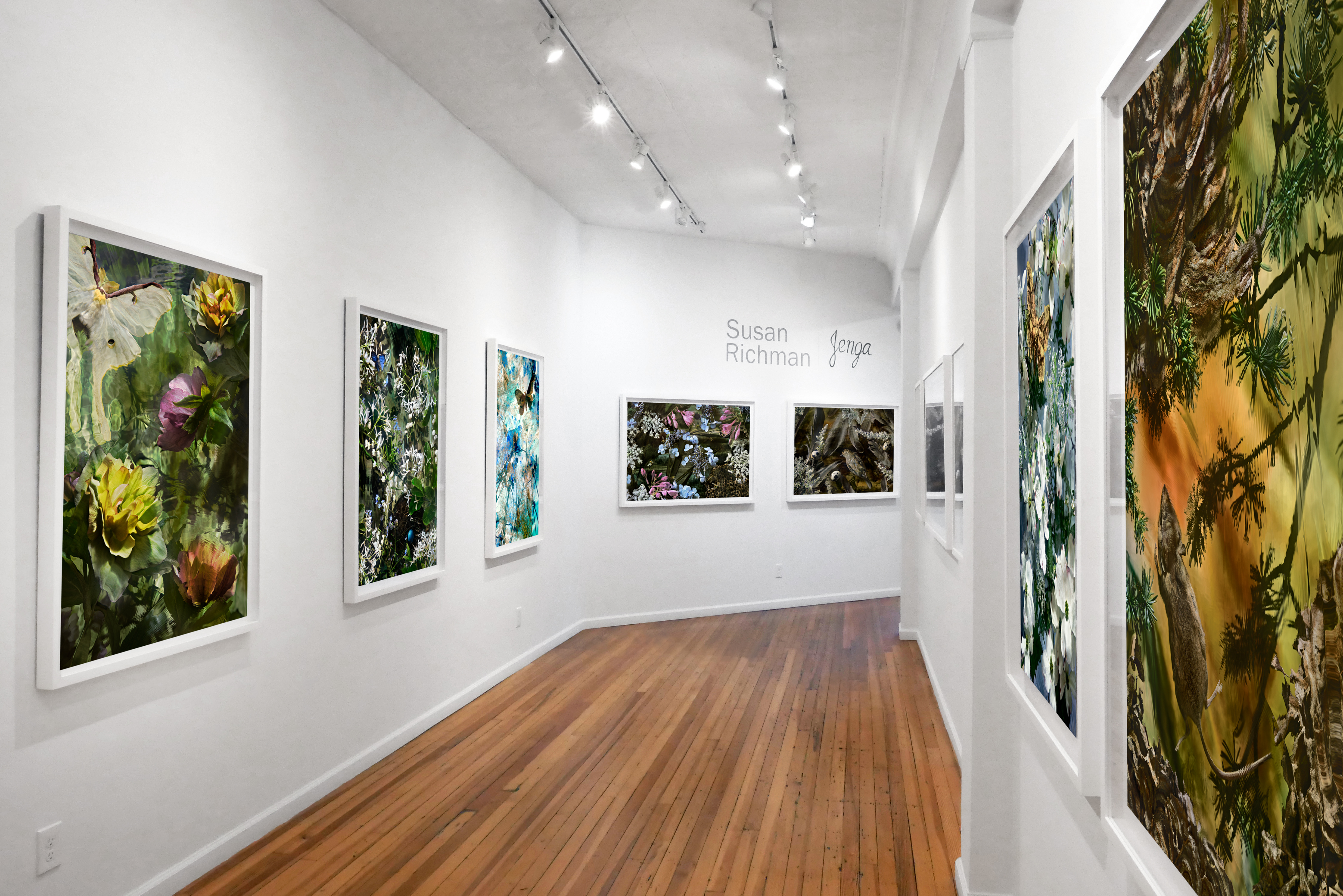 Jenga, Upstream Gallery Exhibition- View 3